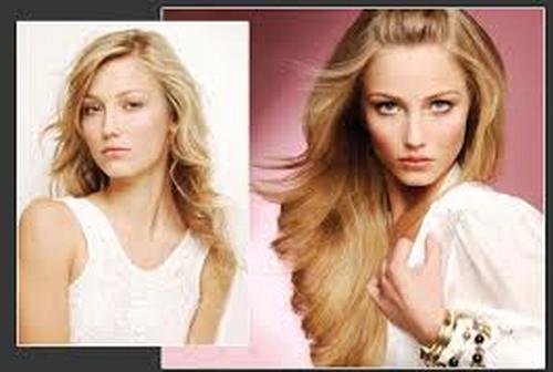 Der Haarausfall und zinkteral